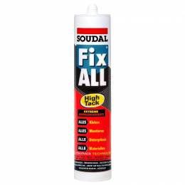ΣΙΛΙΚΟΝΗ SOUDAL FIX ALL HIGH TACK 290ml