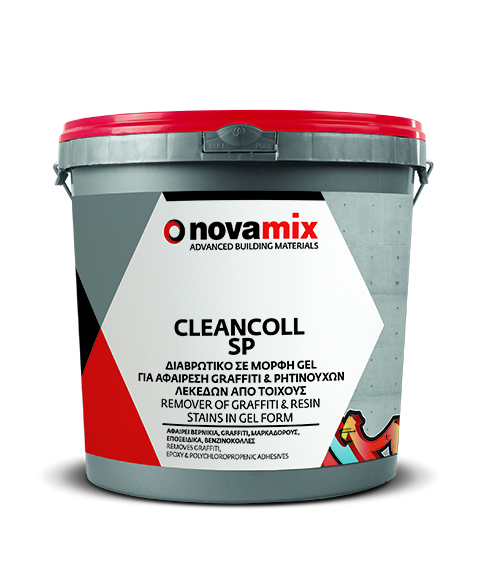 ΚΑΘΑΡΙΣΤΙΚΟ NOVAMIX CLEANCOLL SP 1Lit.