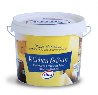 ΠΛΑΣΤΙΚΟ VITEX KITCHEN & BATH 9L