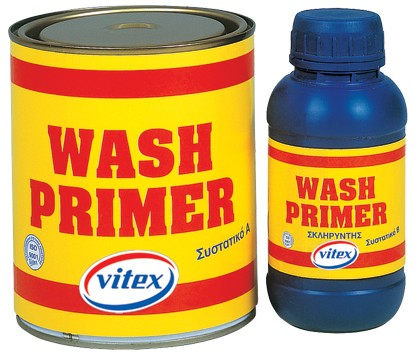 WASH PRIMER CHROMOLAC 2 ΣΥΣΤ. 1.5L