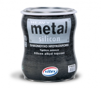ΝΤΟΥΚΟΧΡΩΜΑ METAL SILICON SILVER 375ml