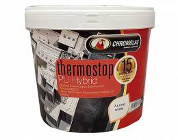 ΜΟΝΩΤΙΚΟ ΤΑΡΑΤΣ. CHROMOLAC THERMOSTOP PU HYBRID 3Lit.