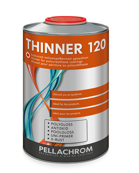 PELLACHROM THINNER 120 1LT